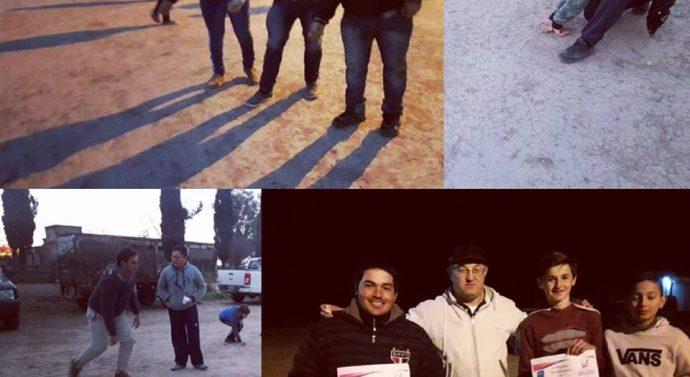 En Monte Oscuridad se palpitó el «2° Torneo Provincial de Bolitas»