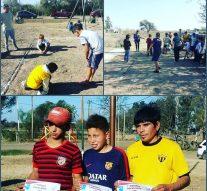 En Arrufó también se jugó el «2° Torneo Provincial de Bolitas»