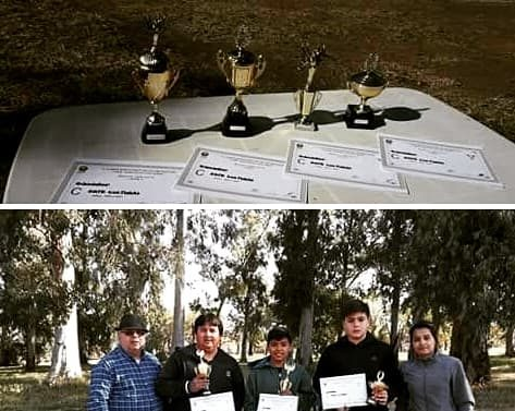 """Hersilia disputó su instancia local del """"2° Torneo Provincial de Bolitas"""""""