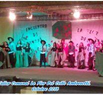 Encuentro de «Canto y Danza» en la localidad de Ambrosetti