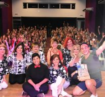 Taller de Teatro Municipal de San Guillermo fue ovacionado