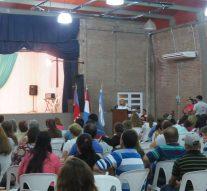 En Villa Trinidad se vivió la «Fiesta de los Pueblos» de la Usina V.