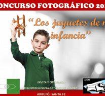 Arrufó: Concurso Fotográfico  «Los juguetes de mi infancia»