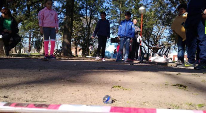 Ambrosetti en búsqueda del Bicampeonato en el «Torneo Provincial de Bolitas»