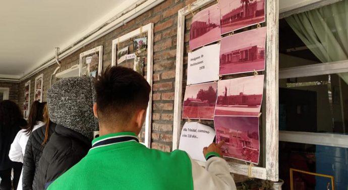 Villa Trinidad: Camino a los 110 años