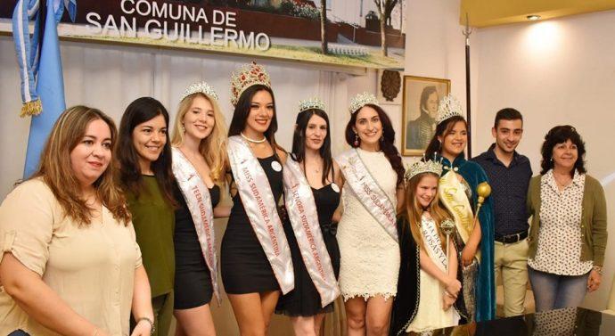 San Guillermo: Nombramiento y Coronación Miss Sudamérica Argentina