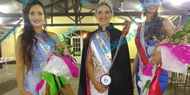 San Cristóbal: La ramonense Antonela Acosta es la nueva Reina Nacional del Caballo