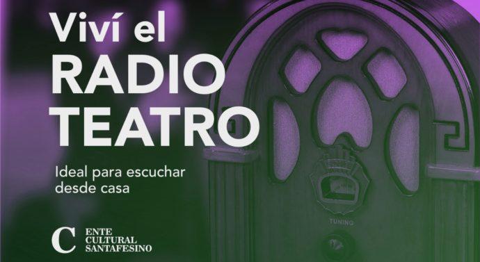 Llega el RadioTeatro!         «Viví una nueva historia»