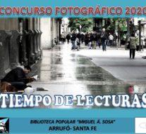 La Biblioteca Miguel A. Sosa de Arrufó lanza un concurso fotográfico