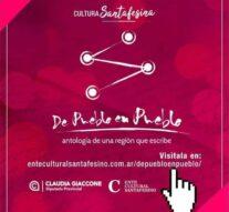 Miles de poesías llegan «De Pueblo en Pueblo»