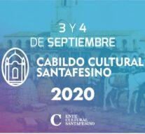 Llega el «9° Cabildo Cultural Santafesino» en tiempos de pandemia