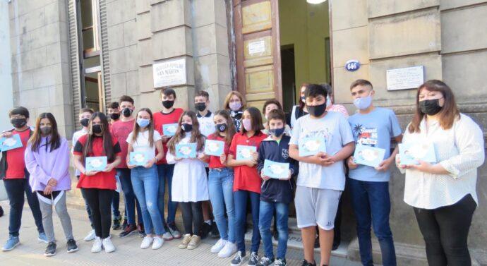 «Clave de Cuento 2020» se entregó en San Cristóbal