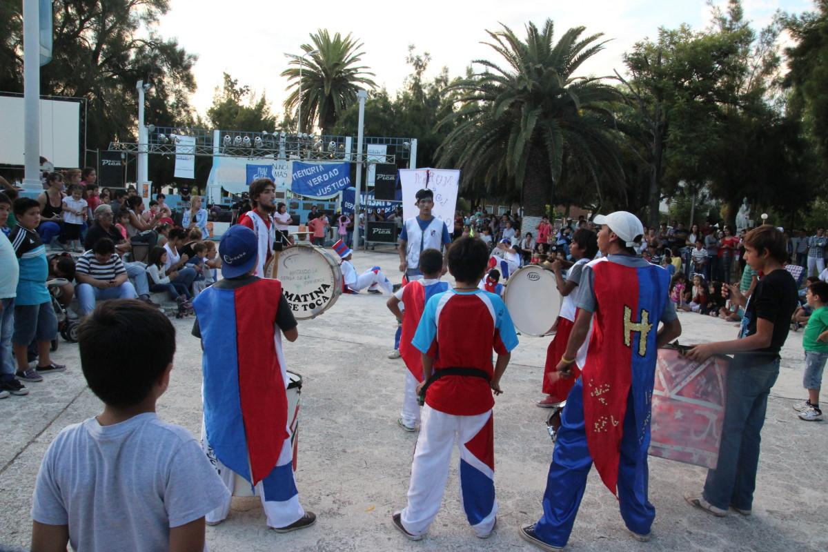Tostado: Acto por el Día de la Memoria la Verdad y la Justicia