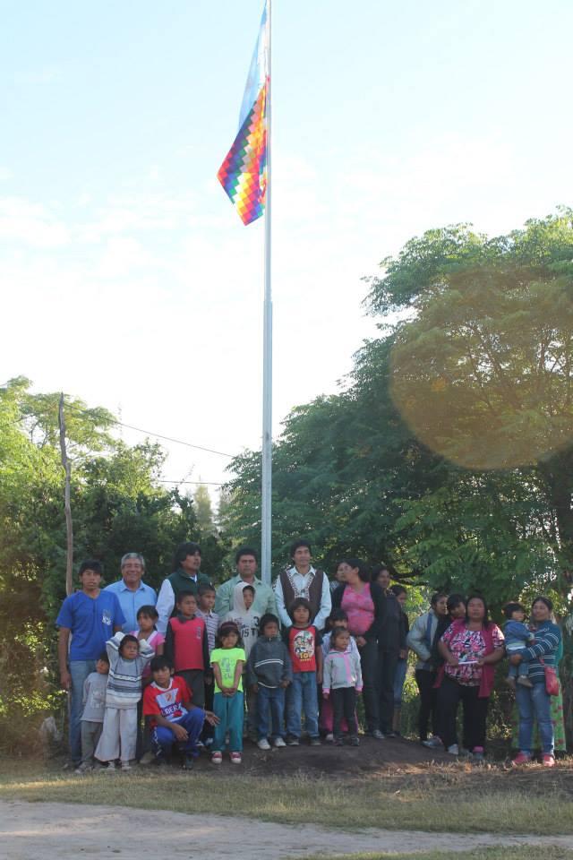 Tostado: 19 de Abril-Festejos por el Día del Aborígen Americano