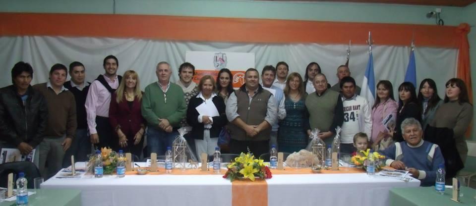 Encuentro Mensual de la Usina VI en Tostado