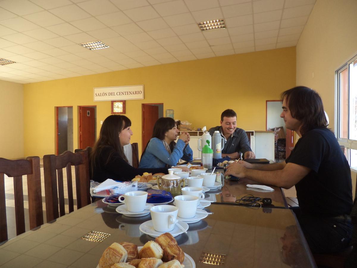 En Logroño se reunió la Usina Cultural VI