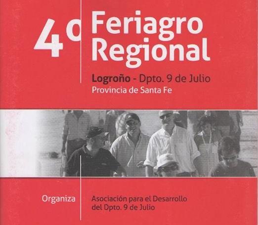 Logroño: Se prepara la 4º Feriagro Regional