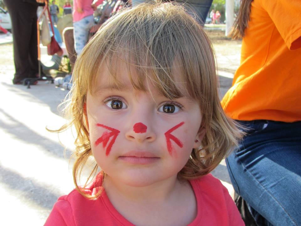 """Se celebró el """"Día del Niño"""" en Tostado"""