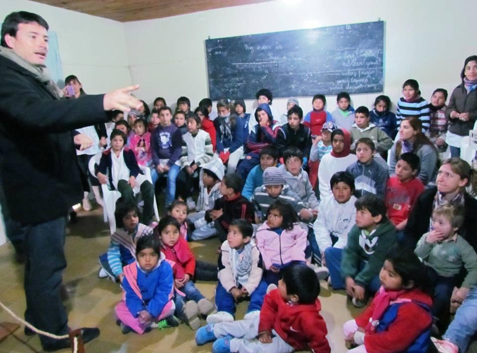 Tostado: Comenzó el Programa Museo- Escuela