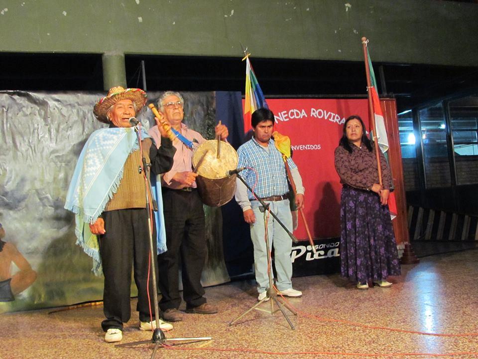 Tostado: 6° Festival del Año Nuevo Mocoví
