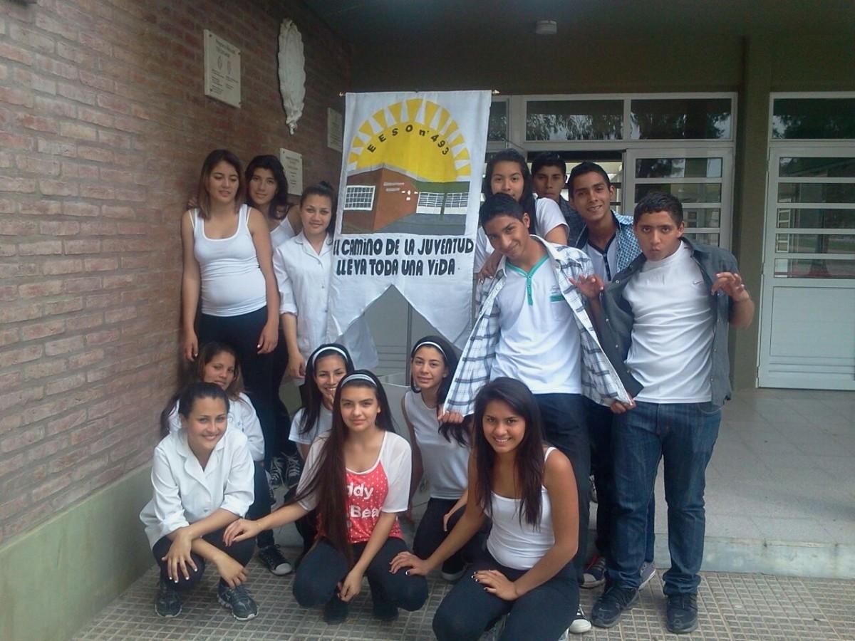 Gato Colorado: Los jovenes de Gato Colorado participaron de las Olimpiadas Santafesinas en Tostado