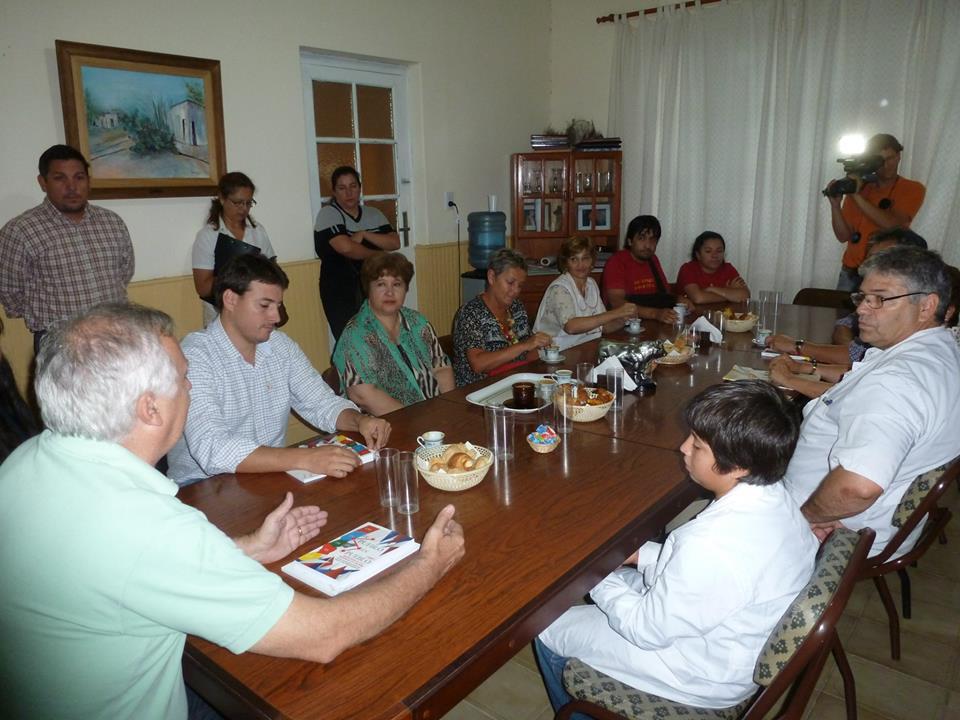 Tostado: Artistas locales reconocidos por su participación en el Ente Cultural