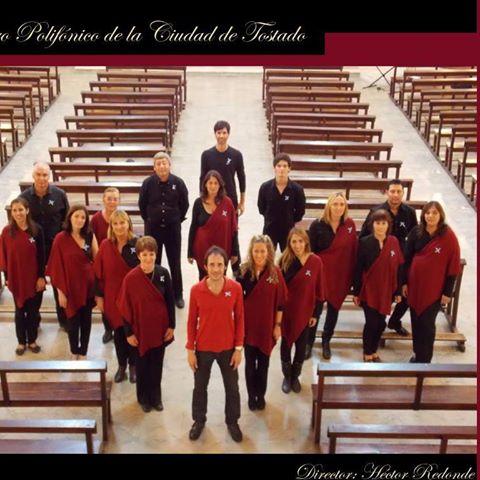 El Coro Polifónico de Tostado comenzó sus actividades