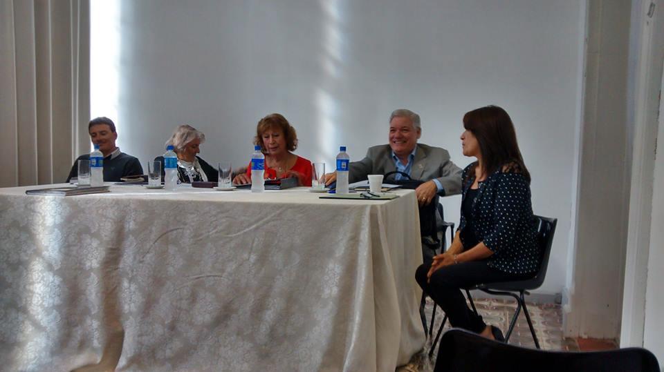 El Prof. Mario Ramos presente en la Reunión de la Asociación de Museos