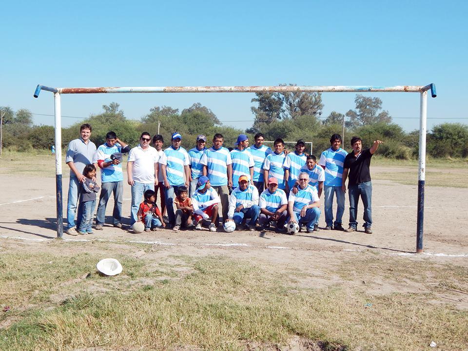 """Tostado: Actividades por el Día del Aborigen en la comunidad """"Pedro José"""""""