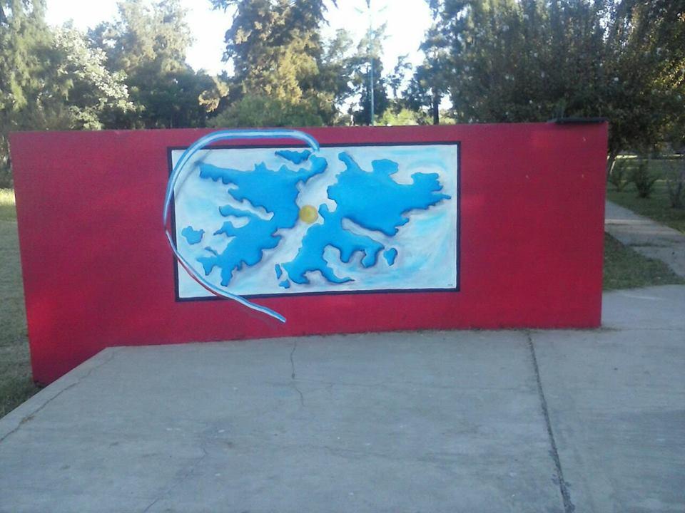 Gato Colorado: Acto yReconocimiento a los Ex Combatientes locales