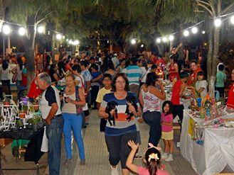 """Con total éxito se disfrutó de una tarde de """"Feria y Tango"""" en Tostado"""