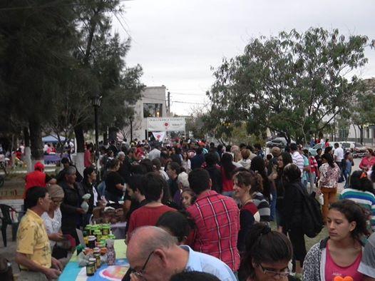 """Con total éxito se desarrollo el """"1° Encuentro de Ferias de Tostado"""""""