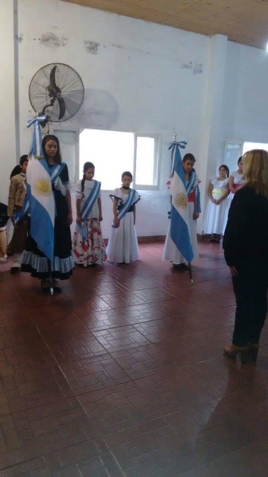 Se desarrollaron Exámenes de Danzas Folclóricas en Gato Colorado
