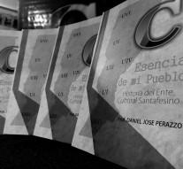 El Libro «Esencia de mi Pueblo» se presenta en Tostado