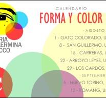 «Forma y Color 2015» comienza su camino en Gato Colorado