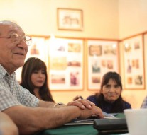 """Se desarrolló el """"Café Literario 2015"""" en Tostado"""