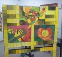Gato Colorado: Exposición de Fin de Año de Educación Artística