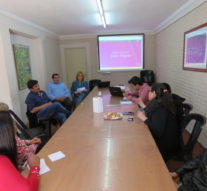 Reunión de la Usina VI del Ente Cultural en Villa Minetti