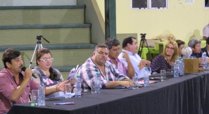 Comunidades del Depto 9 de julio reafirmaron su compromiso al Ente Cultural Santafesino