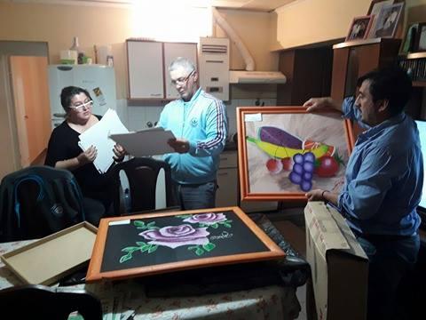 """Gato Colorado se prepara para participar de """"Forma y Color 2017"""""""