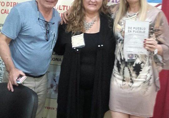"""""""De Pueblo en Pueblo 2017"""" llegó a Chilecito (La Rioja) a través de Esther Simon"""