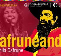 """Florencia y Tostado reciben a Yamila Cafrune y su """"Cafruneando"""""""
