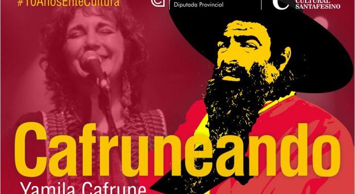 Florencia y Tostado reciben a Yamila Cafrune y su «Cafruneando»