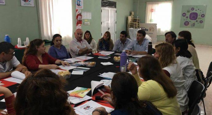 Entidades educativas de Tostado recibieron información sobre programas del Ente Cultural