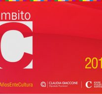 """""""Ámbito C"""" llega con su sexta temporada celebrando los 10 años del Ente Cultural"""
