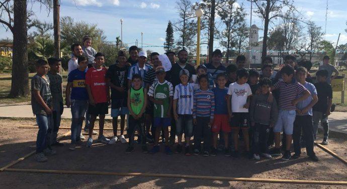Villa Minetti disfrutó del «2° Torneo Provincial de Bolitas»
