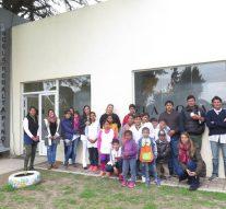 """Tostado: Alumnos de la región visitaron el Museo """"Angela Peralta Pino"""""""