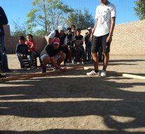 En San Bernardo se jugó el «2° Torneo Provincial de Bolitas»