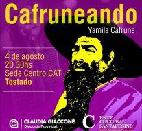 """""""Cafruneando"""" se presentará en la ciudad de Tostado el próximo sábado 4"""