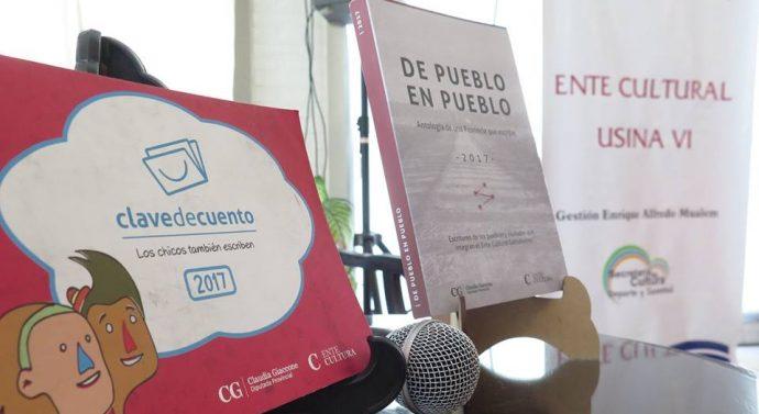 En Tostado se desarrolló una «Ronda Literaria» a través de las obras del Ente Cultural